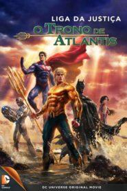 Liga da Justiça: O Trono de Atlantis